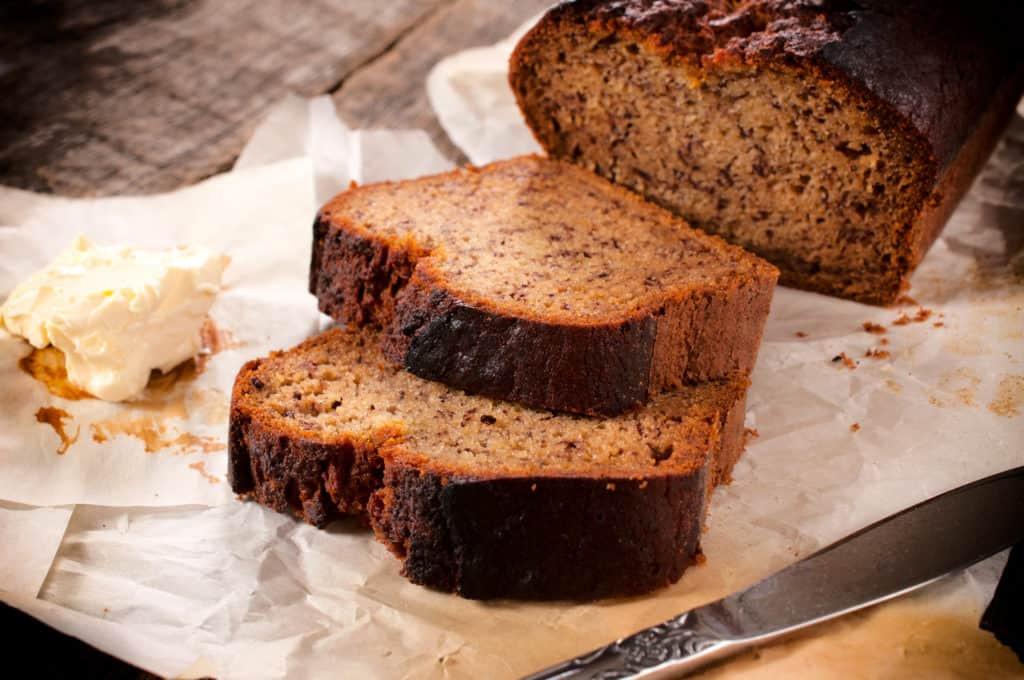 Keto Banana Bread Videos  Keto Banana Bread Easy & Tasty Low Carb Recipe Meraadi
