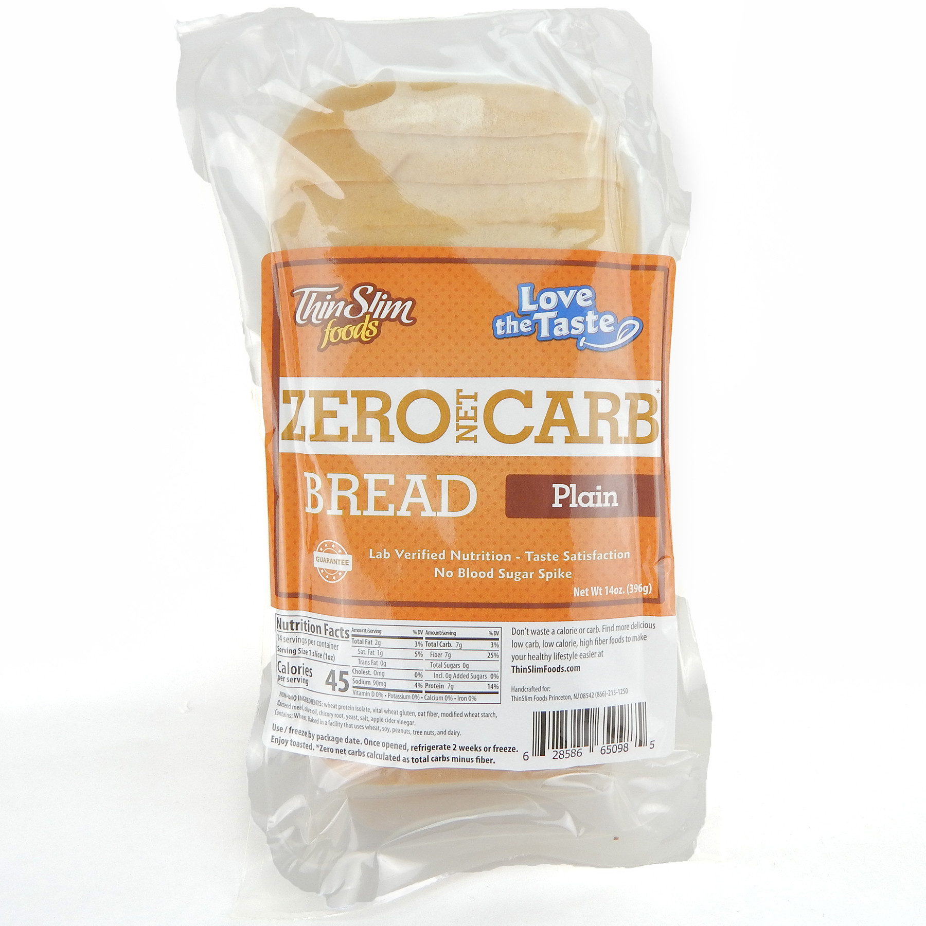 0 Carb Bread  Low Carb Bread ThinSlim Foods Love the Taste