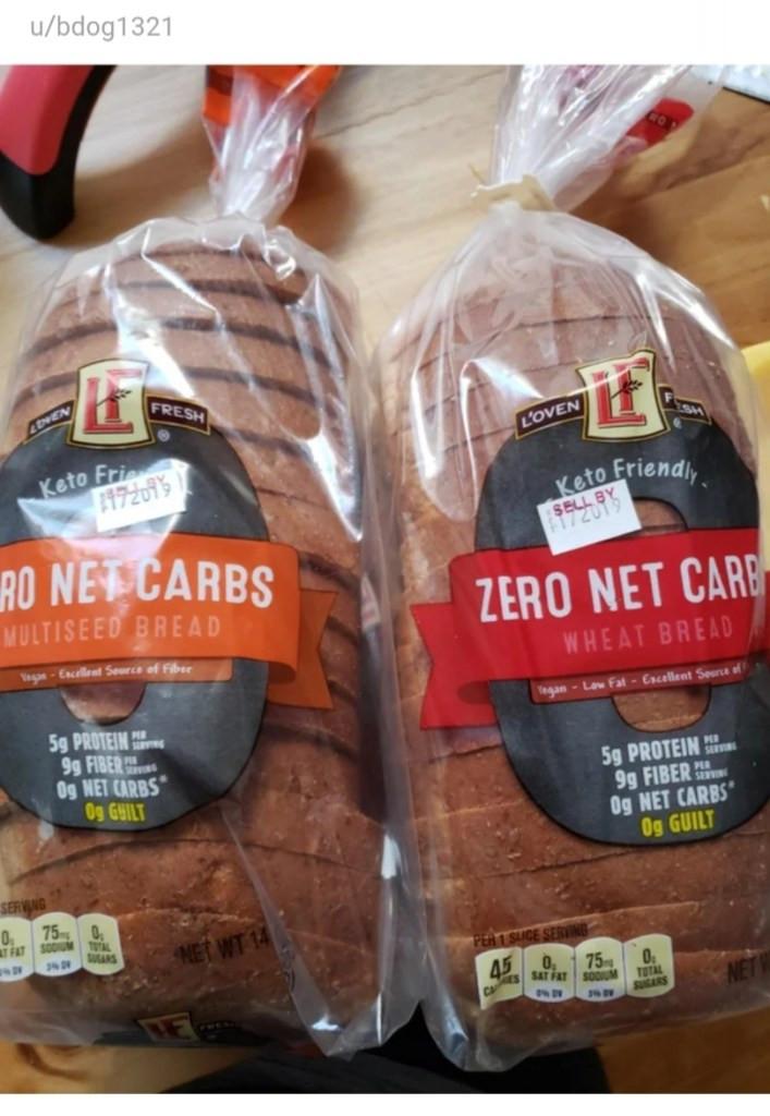 0 Carb Bread  Aldi Zero Net Carb Bread – Is it Keto