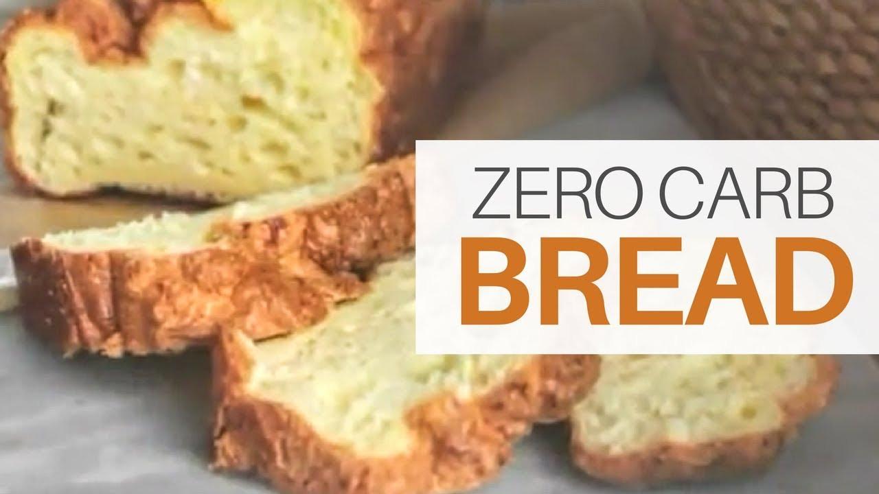 0 Carb Bread  Awesome Zero Carb Keto Bread