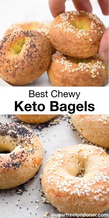 Air Fryer Keto Bagels  Best Keto Bagels in 2020