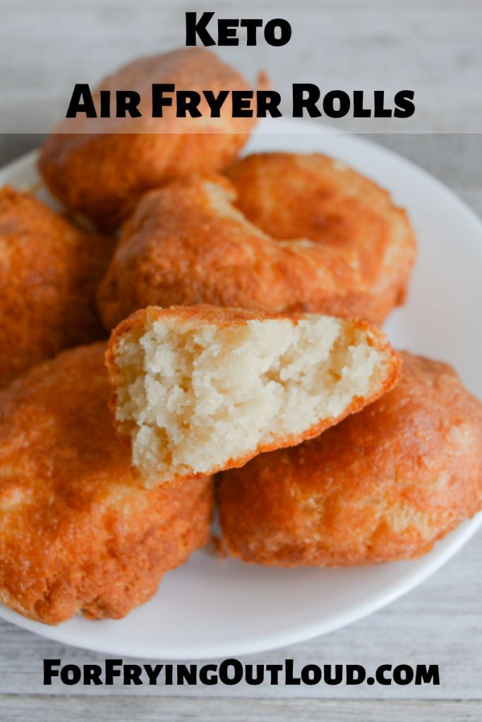 Air Fryer Keto Bagels  Keto Air Fryer Rolls For Frying Out Loud