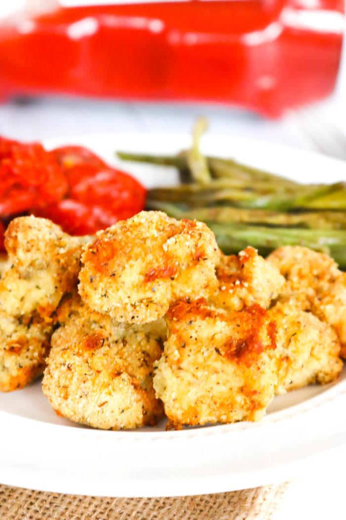 Air Fryer Keto Chicken Nuggets  Healthy Low Carb Air Fryer Chicken Nug s Big Bear s Wife