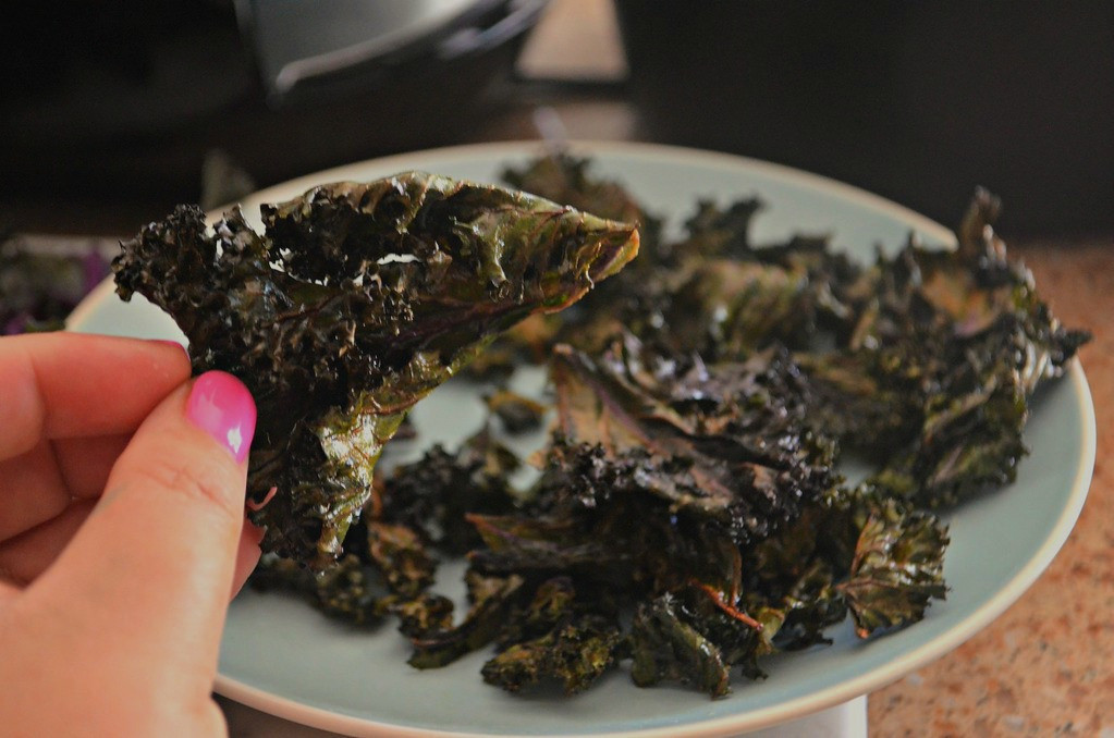 Air Fryer Keto Chips  Get Your Snack Crunchy Air Fryer Keto Kale Chips