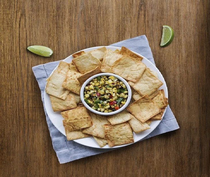 Air Fryer Keto Chips  Keto Air Fryer Pita Style Chips AirFryer Recipes