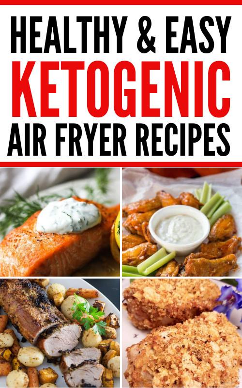 Air Fryer Keto Dinner  9 Easy Keto Air Fryer Recipes To Make For Dinner Tonight