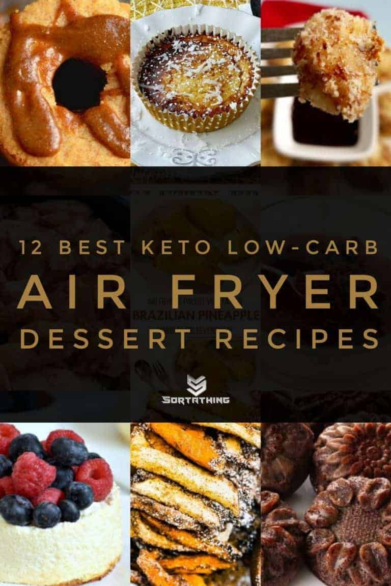 Air Fryer Keto Donut Recipes  Low Carb Air Fryer Cheesecake & Keto Low Carb Air Fried