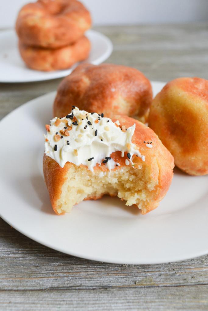 Air Fryer Keto Donut Recipes  Keto Air Fryer Bagels