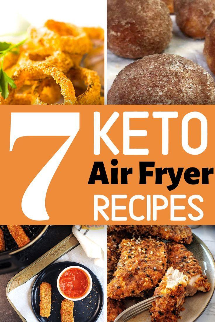 Air Fryer Keto Donut Recipes  7 Simple Keto Air Fryer Recipes in 2020