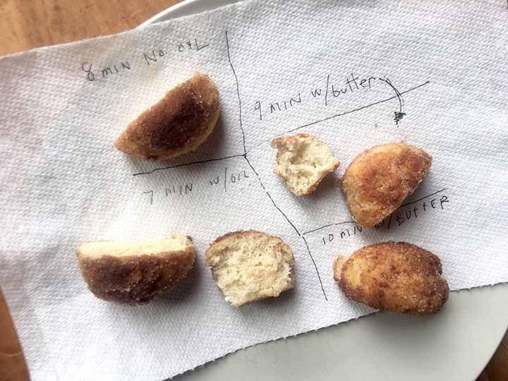 Air Fryer Keto Donut Recipes  Low Carb Keto Air Fryer Doughnut
