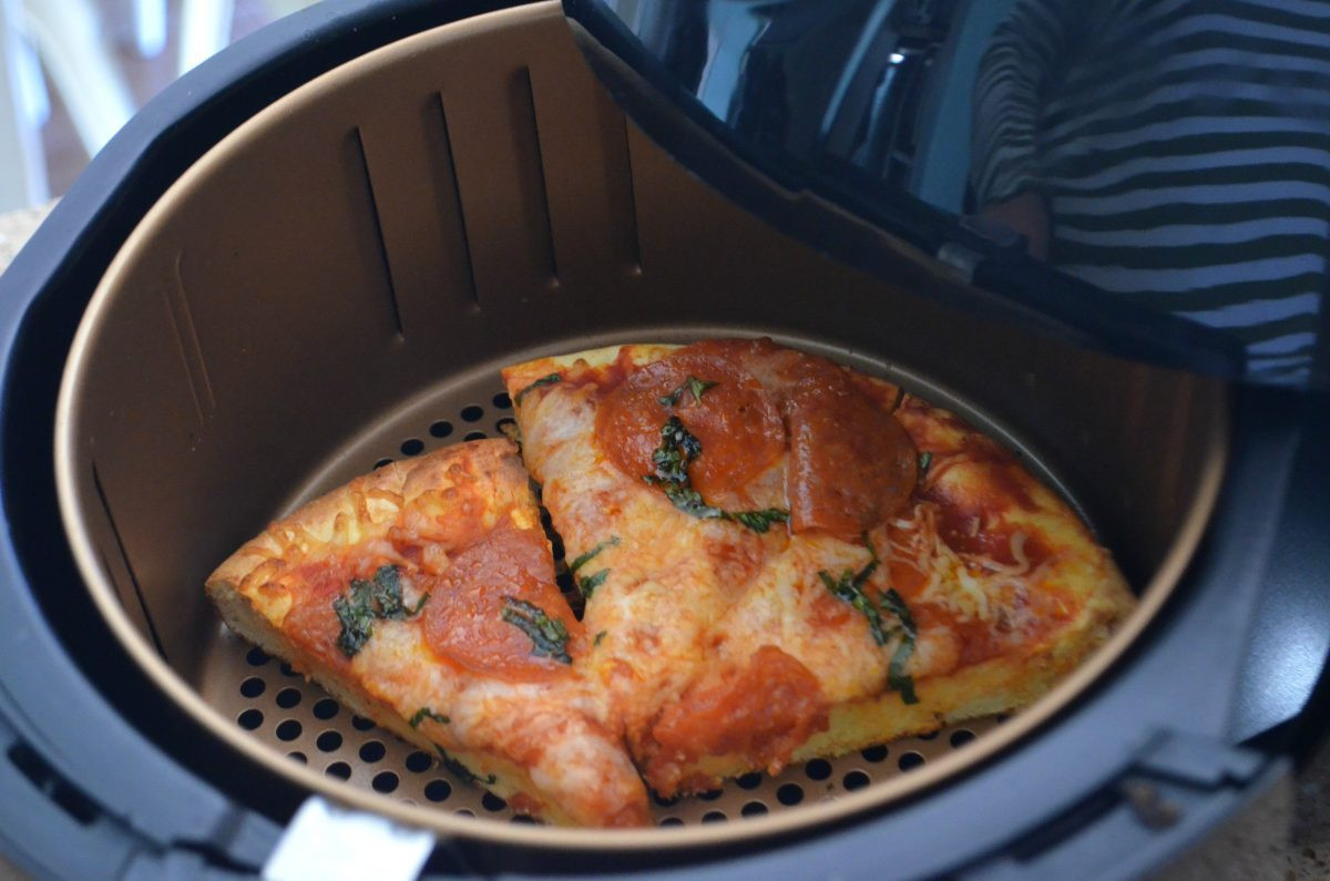 Air Fryer Keto Pizza  Air Fryers on the Keto Diet 11 Reasons Why You Need e