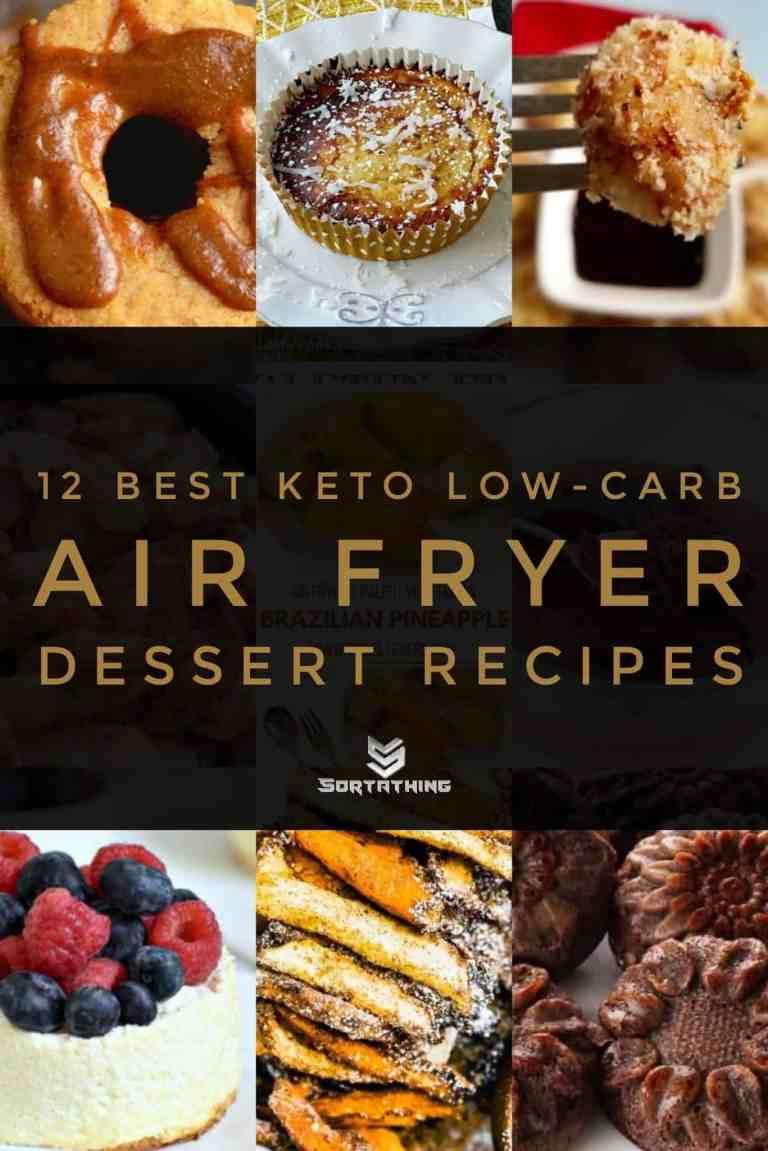 Air Fryer Keto Recipes Dessert  12 Greatest Keto Low Carb Air Fryer Dessert Recipes