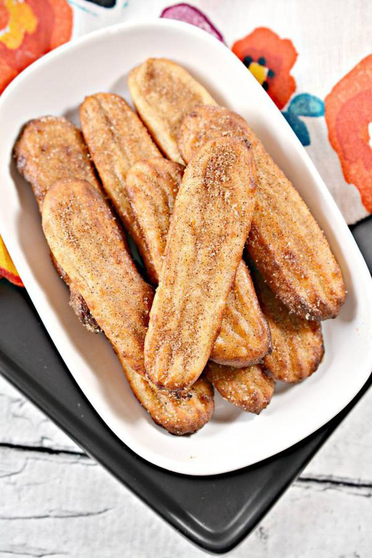 Air Fryer Keto Recipes Dessert  BEST Keto Churro Sticks Low Carb Air Fryer Churro Idea