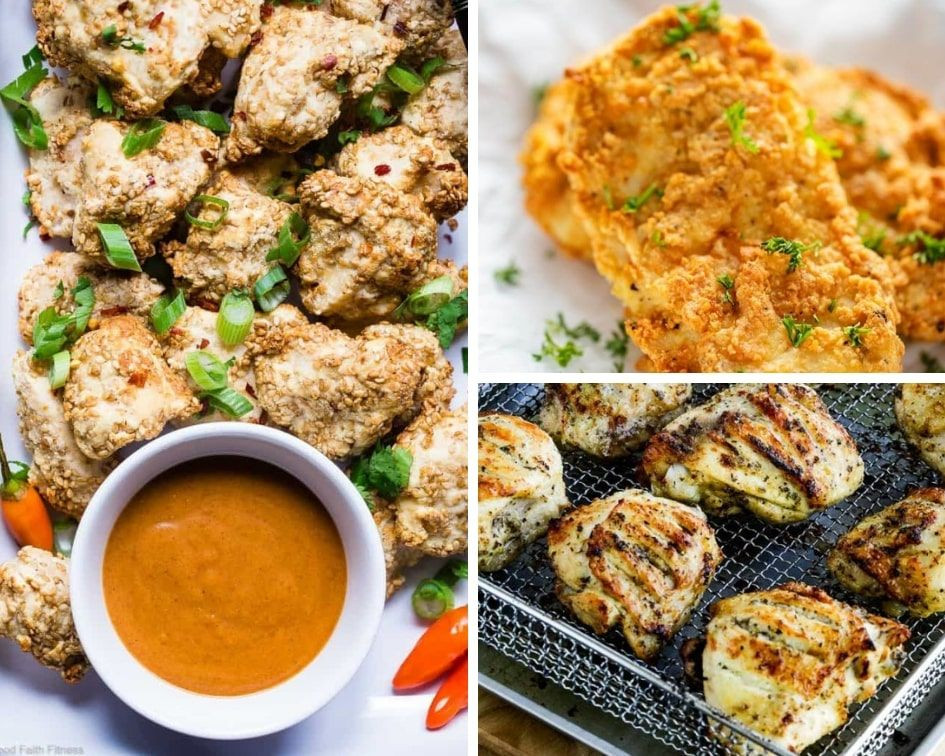 Air Fryer Keto Snacks  10 Keto Air Fryer Recipes to Keep Your Diet Interesting