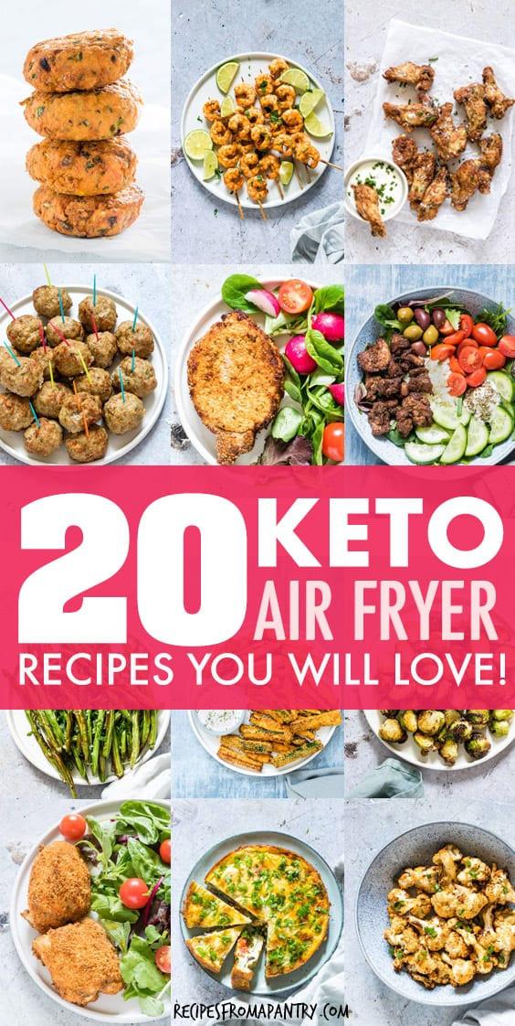 Air Fryer Keto Snacks  20 Keto Air Fryer Recipes Recipes From A Pantry