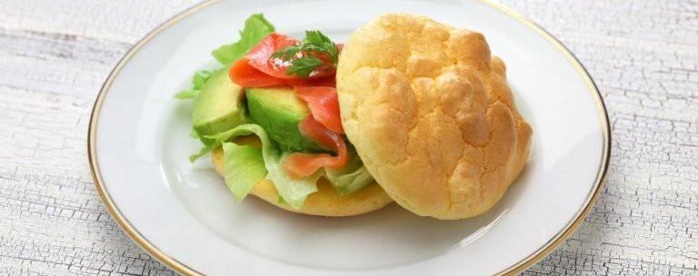 Atkins Cloud Bread  Atkins Bread Recipes Best Recipes Around The World