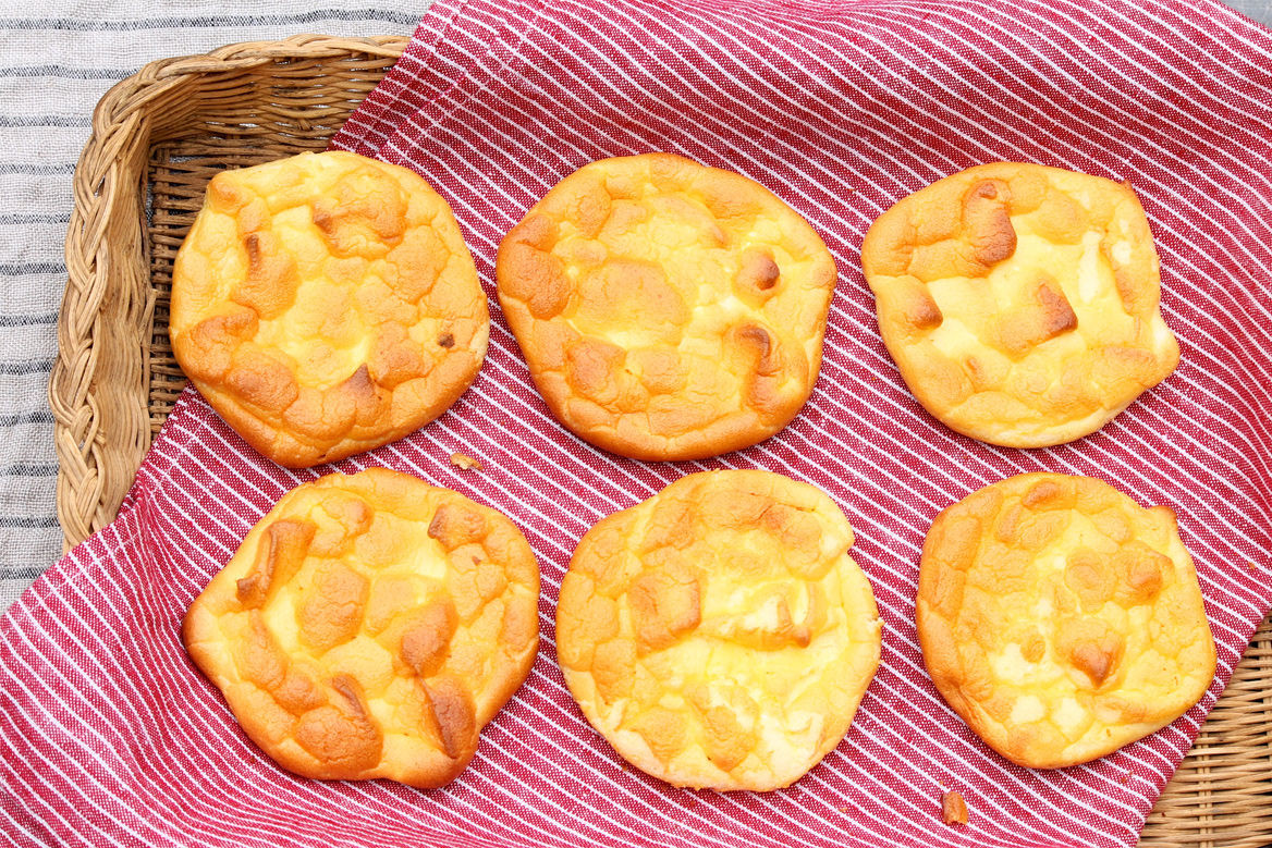 Atkins Cloud Bread  4 Ingre nt Low Carb Cloud Bread — The Fountain Avenue