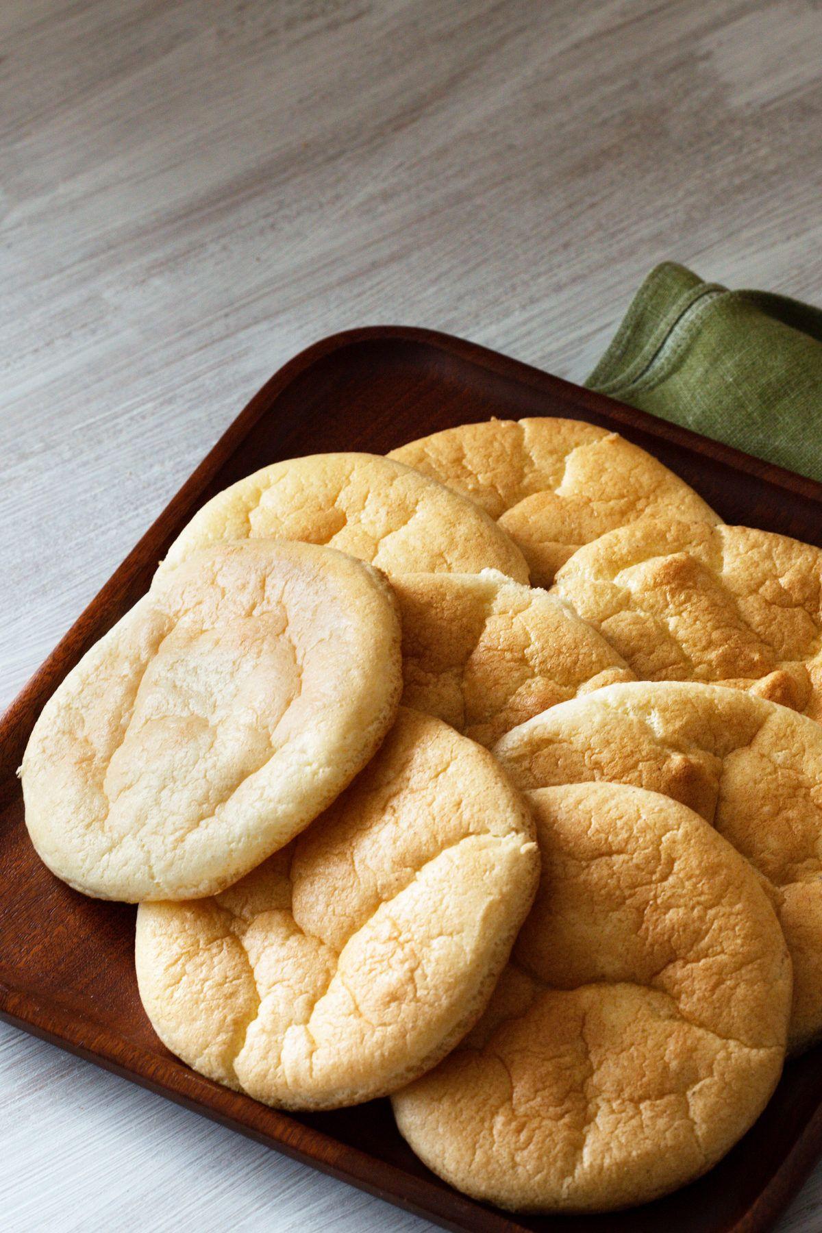 Atkins Cloud Bread  Low carb cloud bread Recipe