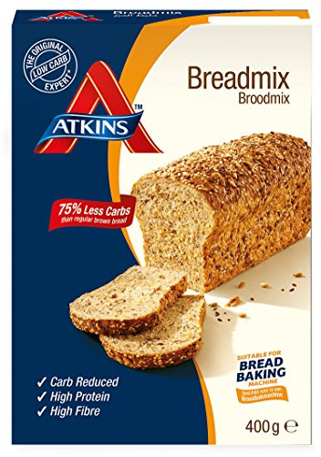 Atkins Low Carb Bread  Atkins Day Bread Mix 1x400g by Day Break Buy line in