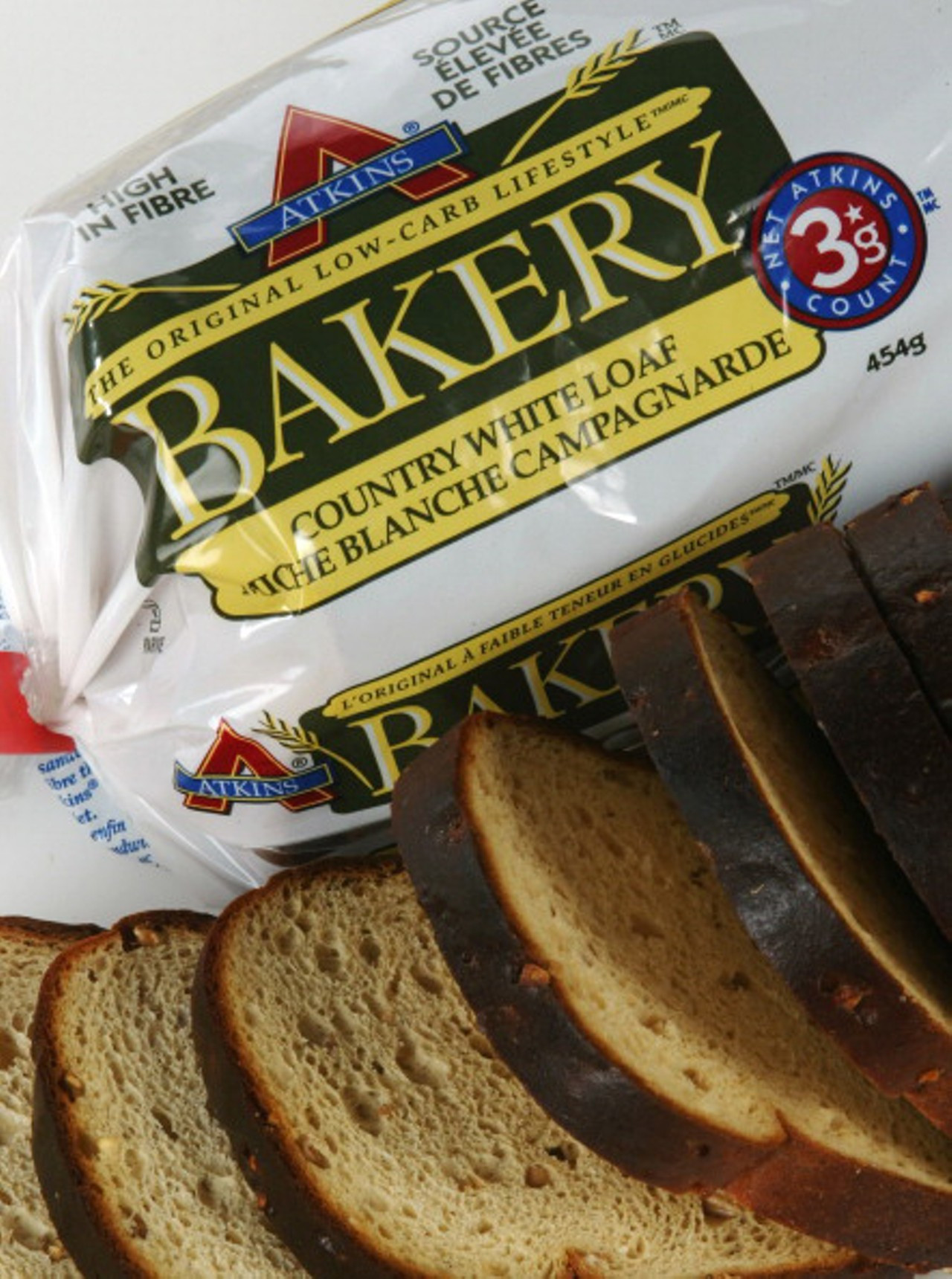 Atkins Low Carb Bread  Can a low carb t help with Alzheimer's