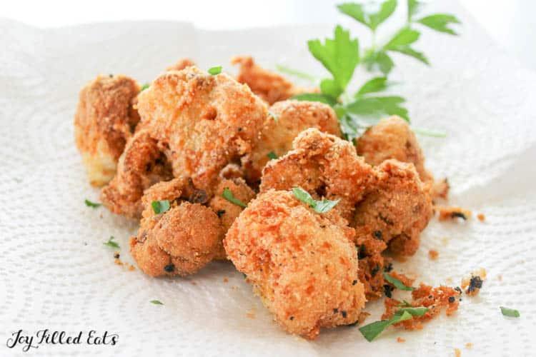 Bang Bang Cauliflower Keto  Keto Bang Bang Cauliflower Low Carb Gluten Free Joy