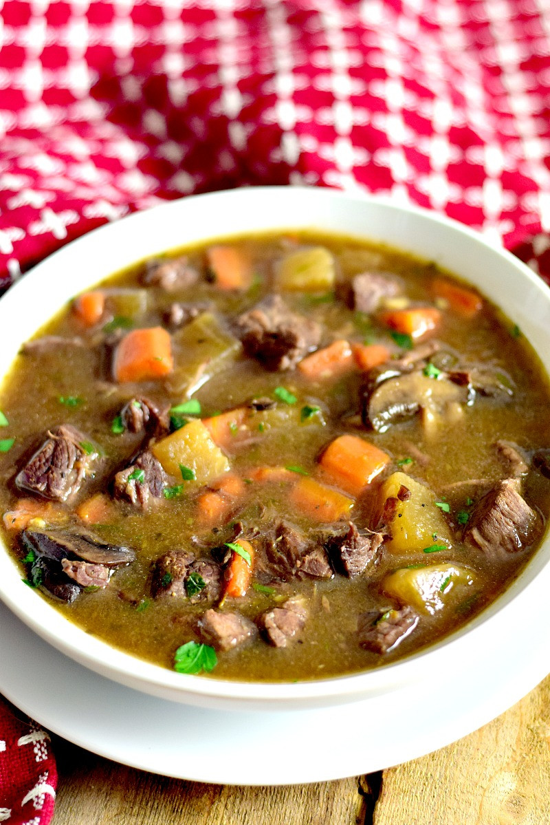 Beef Stew Meat Recipes Instant Pot Keto  Ultimate Keto Instant Pot Beef Stew