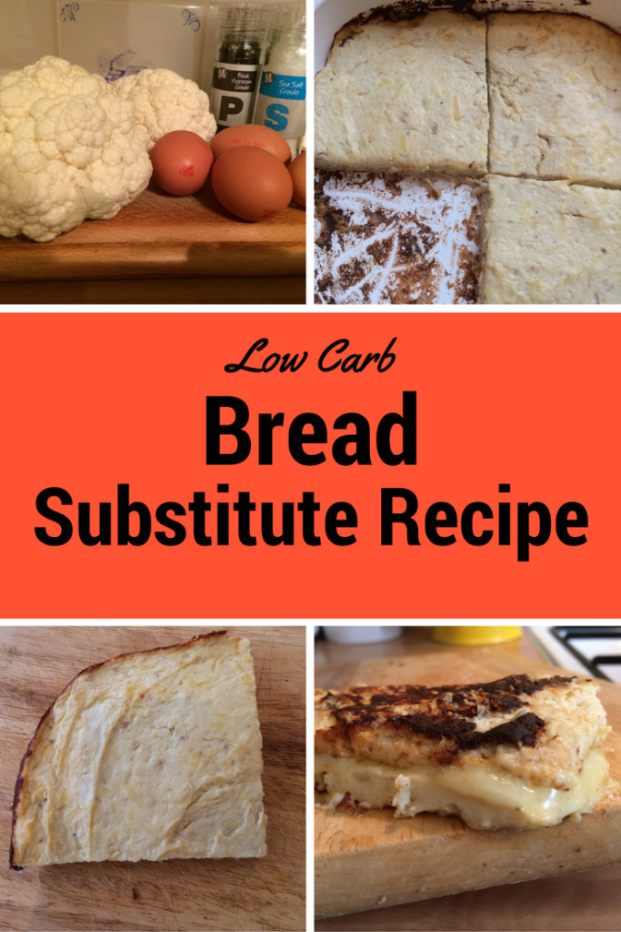 Bread Substitute For Low Carb Diet  Low Carb Bread Substitute Recipe Retired to Thrive