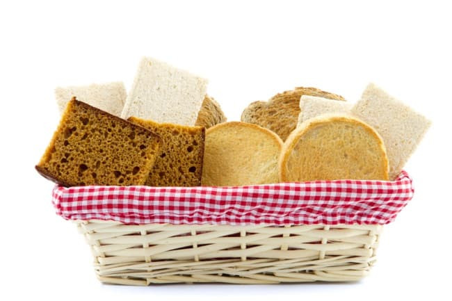 Bread Substitute For Low Carb Diet  5 Low Carb Substitutes for Bread