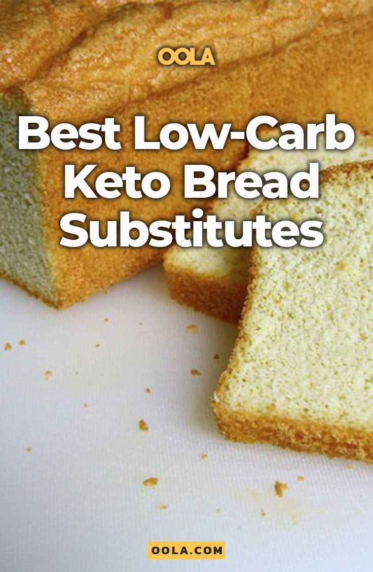 Bread Substitute For Low Carb Diet  Best Low Carb Keto Bread Substitutes Keto