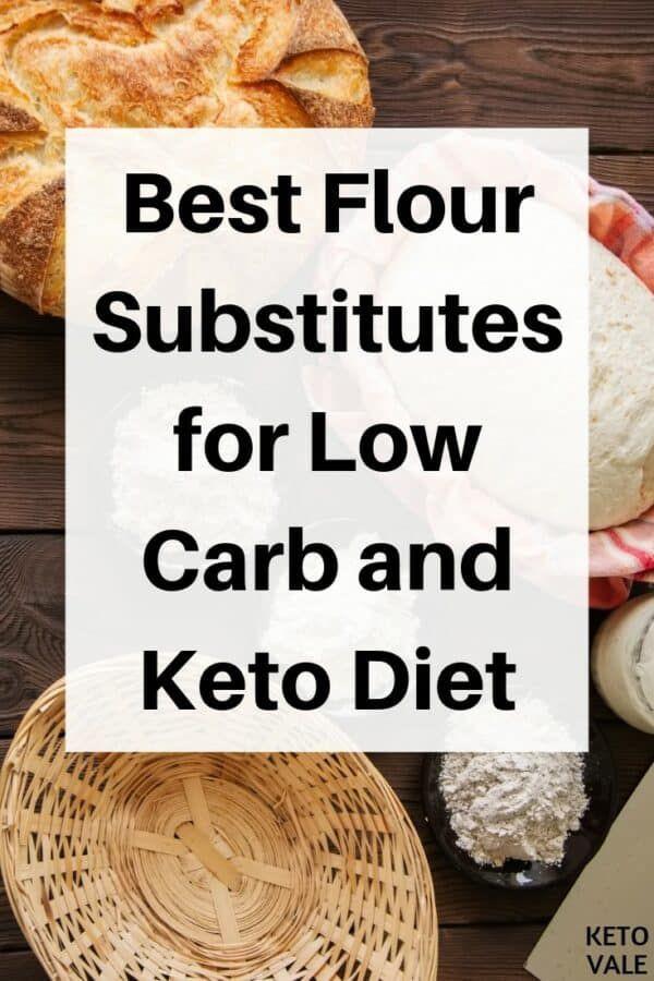 Bread Substitute For Low Carb Diet  5 Best Flour Substitutes for Low Carb Ketogenic Diet