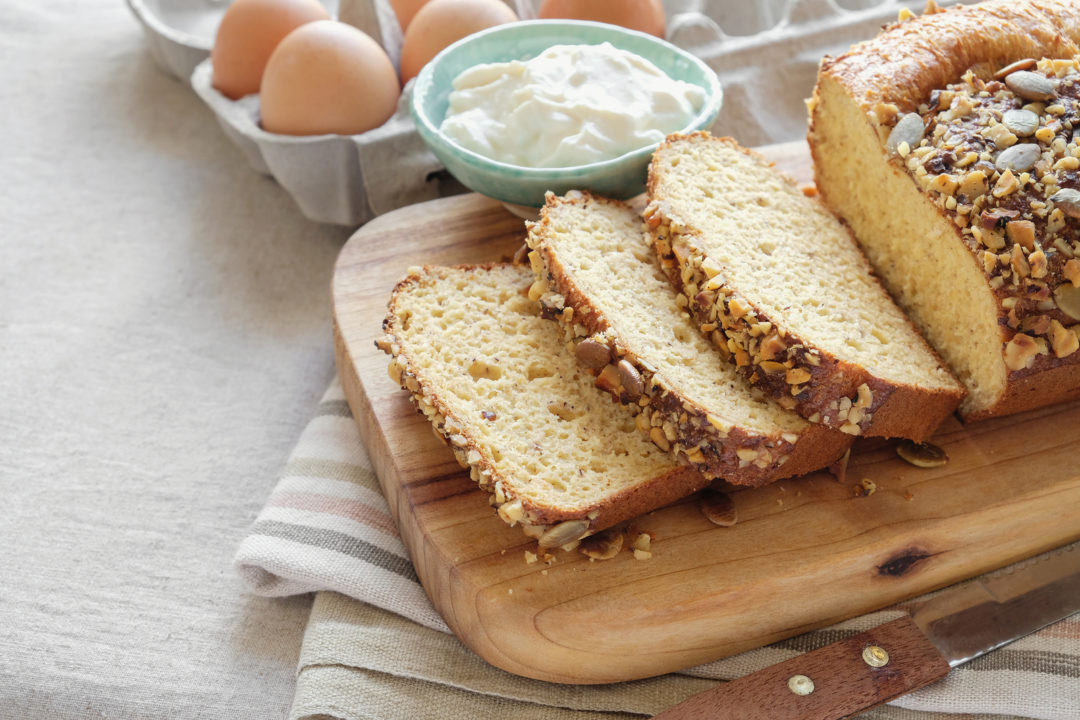 Bread Substitute For Low Carb Diet  Bread Substitute 5 Easy Low Carb Options You Can Make