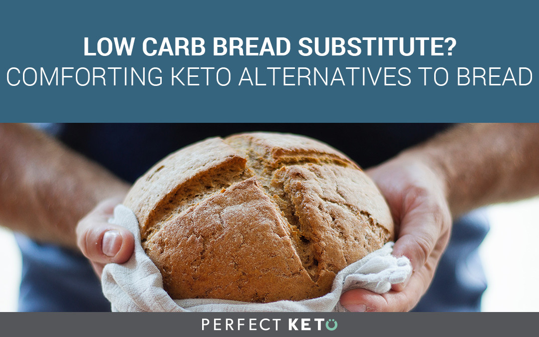 Bread Substitute For Low Carb Diet  5 Easy Low Carb Bread Substitutes You Can Make Yourself