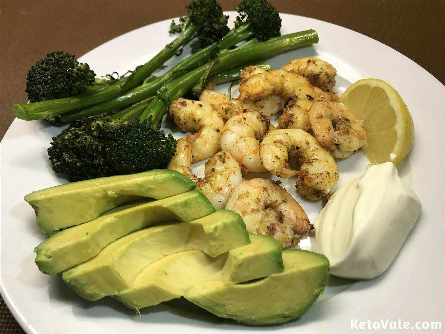 Broccoli Shrimp Keto  Roasted Shrimp With Broccolini Recipe