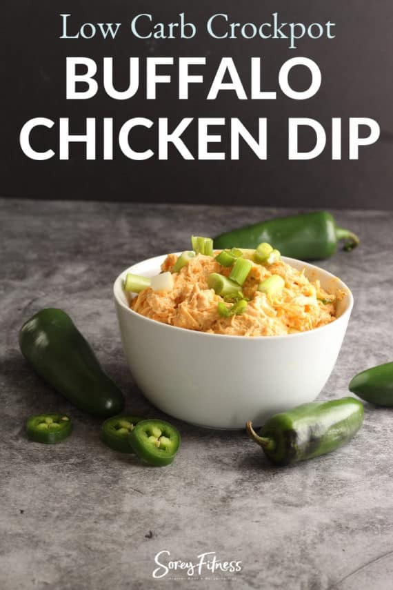 Buffalo Chicken Crockpot Keto  Skinny Buffalo Chicken Dip Crock Pot Recipe Keto & Low