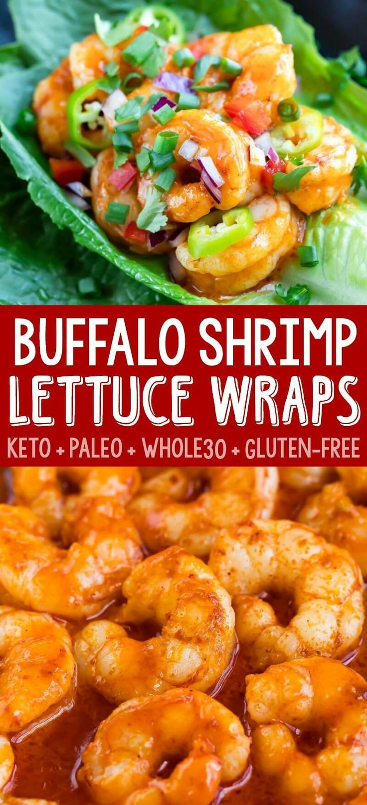 Buffalo Shrimp Keto  Buffalo Shrimp Lettuce Wrap Tacos Recipe