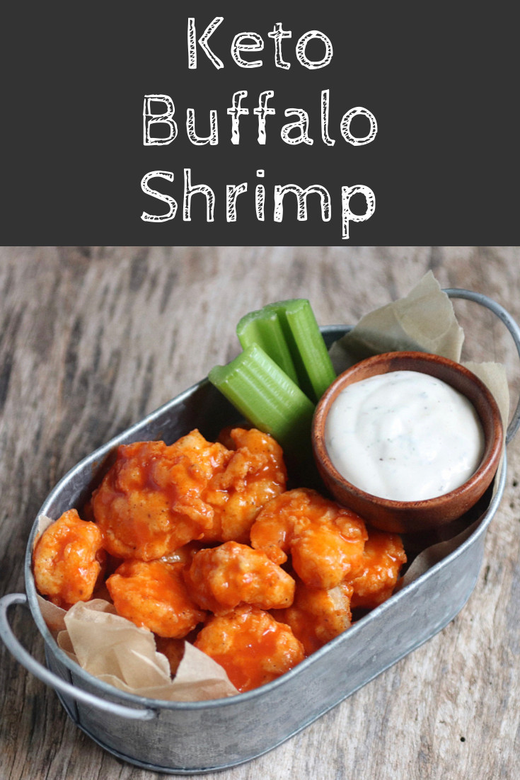 Buffalo Shrimp Keto  Keto Buffalo Shrimp
