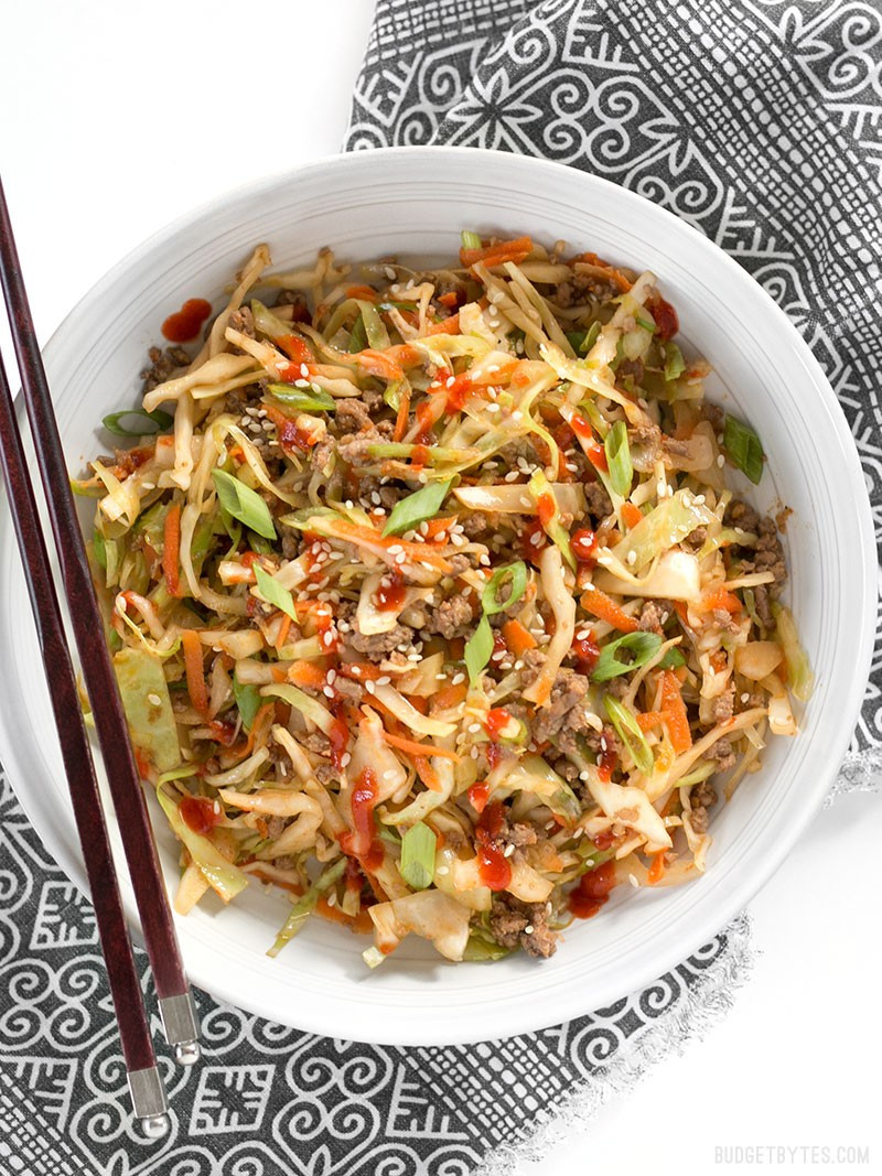 Cabbage Ground Beef Keto  Keto Beef and Cabbage Stir Fry Capri1989