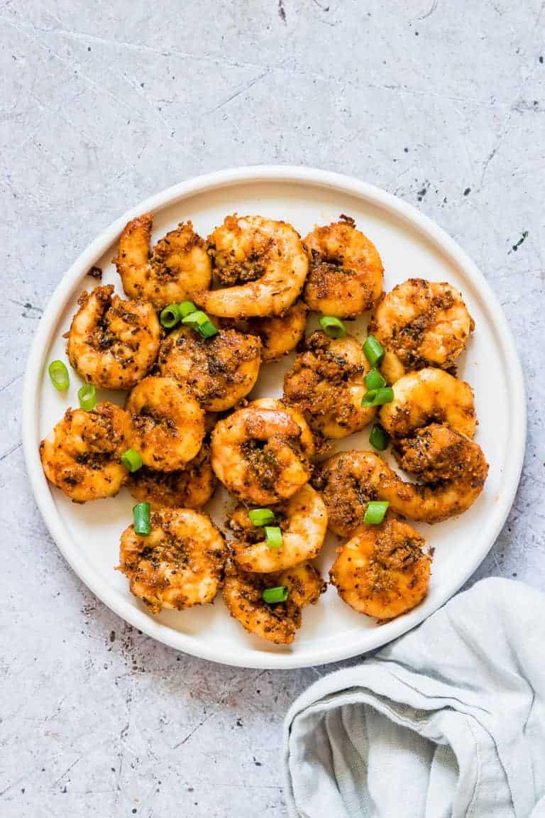 Cajun Shrimp Keto  10 Minute Cajun Shrimp LC GF K Recipes From A Pantry