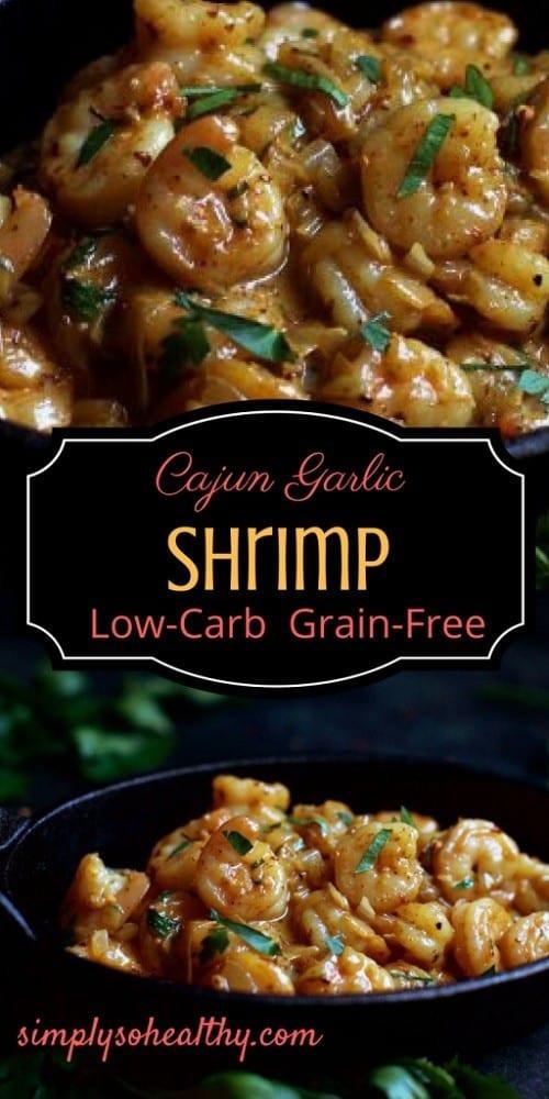 Cajun Shrimp Keto  15 Keto Shrimp Recipes Savory Seafood For Your Stomach