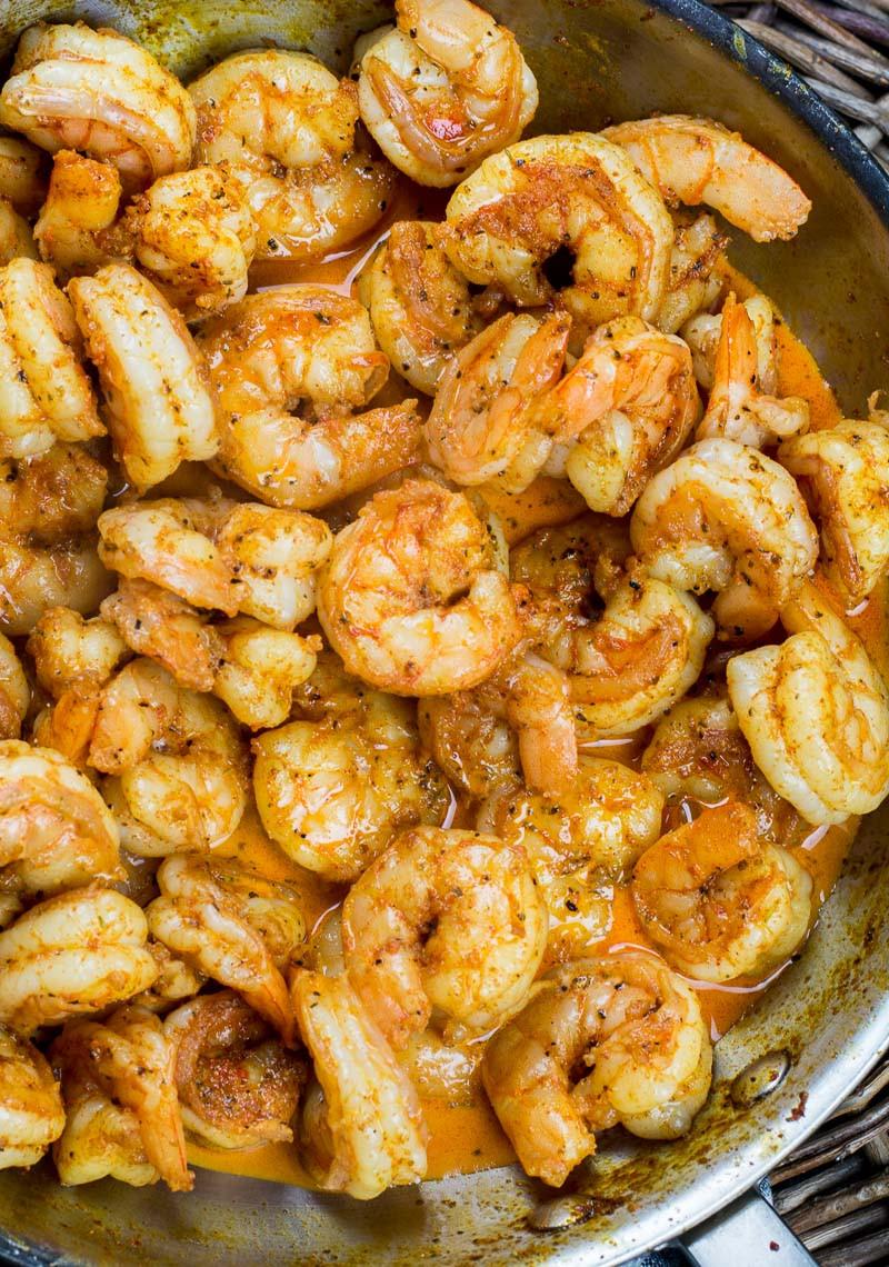 Cajun Shrimp Keto  Keto Cajun Shrimp one pan 20 minutes The Best Keto