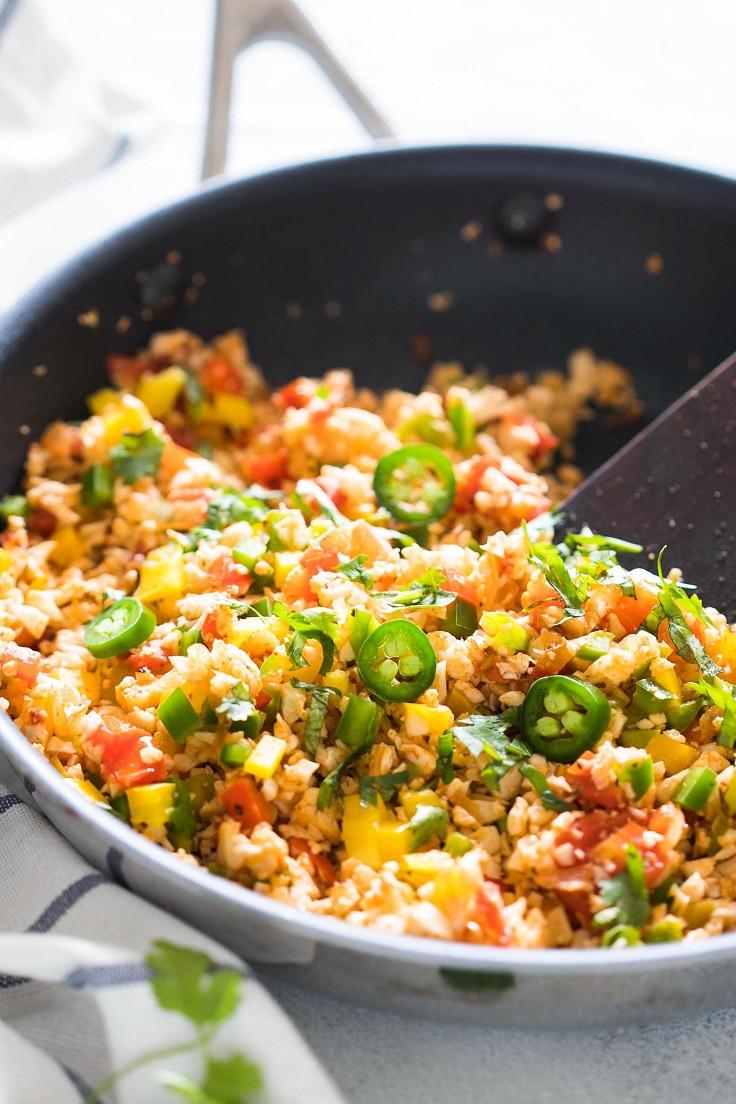 Cauliflower Keto Recipes Easy  13 Easy Low Carb Recipes Healthy Breakfast Lunch