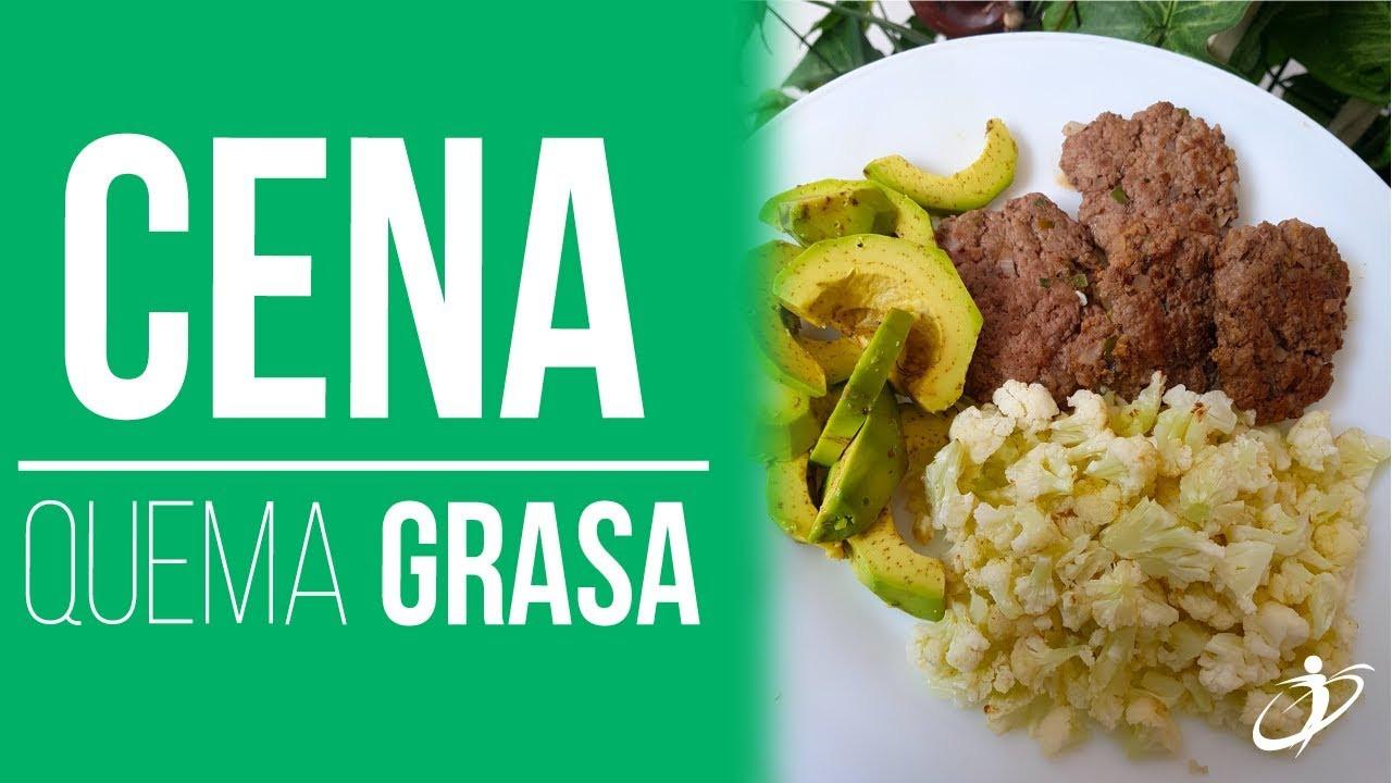 Cenas Keto Videos  CENA para Bajar de Peso RÁPIDO Cena Dieta Cetógenica