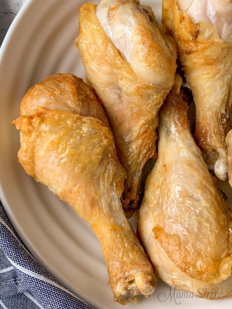 Chicken Legs In Air Fryer Keto  Easy Air Fryer Chicken Legs Recipe Gluten Free & Keto