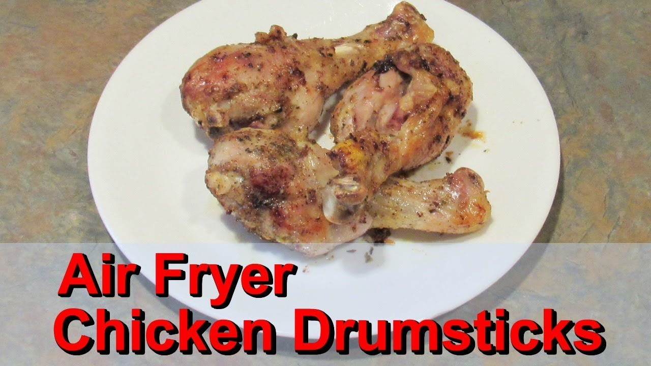 Chicken Legs In Air Fryer Keto  Low Carb Keto AIR FRYER DRUMSTICKS How To Cook Chicken