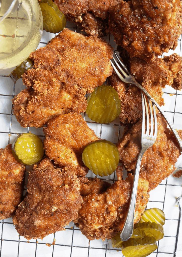 Clean Keto Chicken  Keto Fried Chicken Crispy and Juicy Recipe
