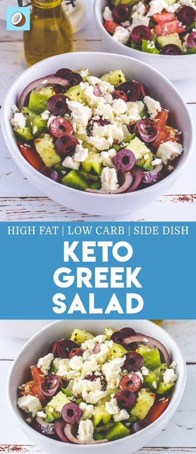 Clean Keto Salads  This recipe shows you how to make a clean basic keto