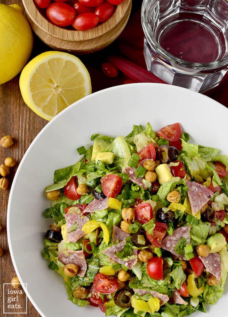 Clean Keto Salads  17 Low Carb Keto Salad Recipes