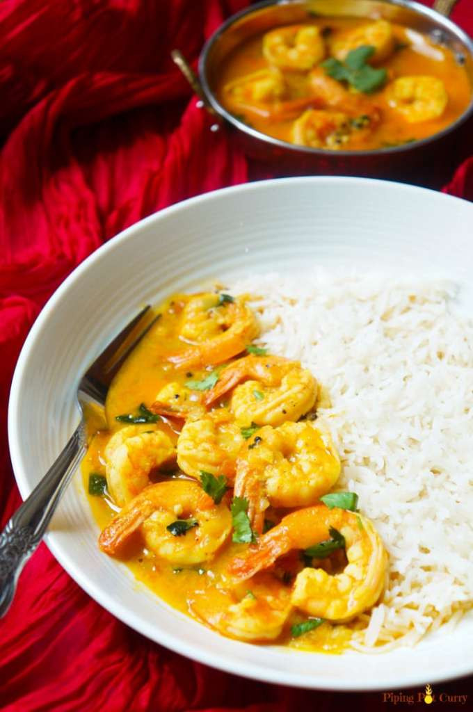 Coconut Curry Shrimp Keto  The 15 Best Low Carb Indian Food Recipes The Keto Queens