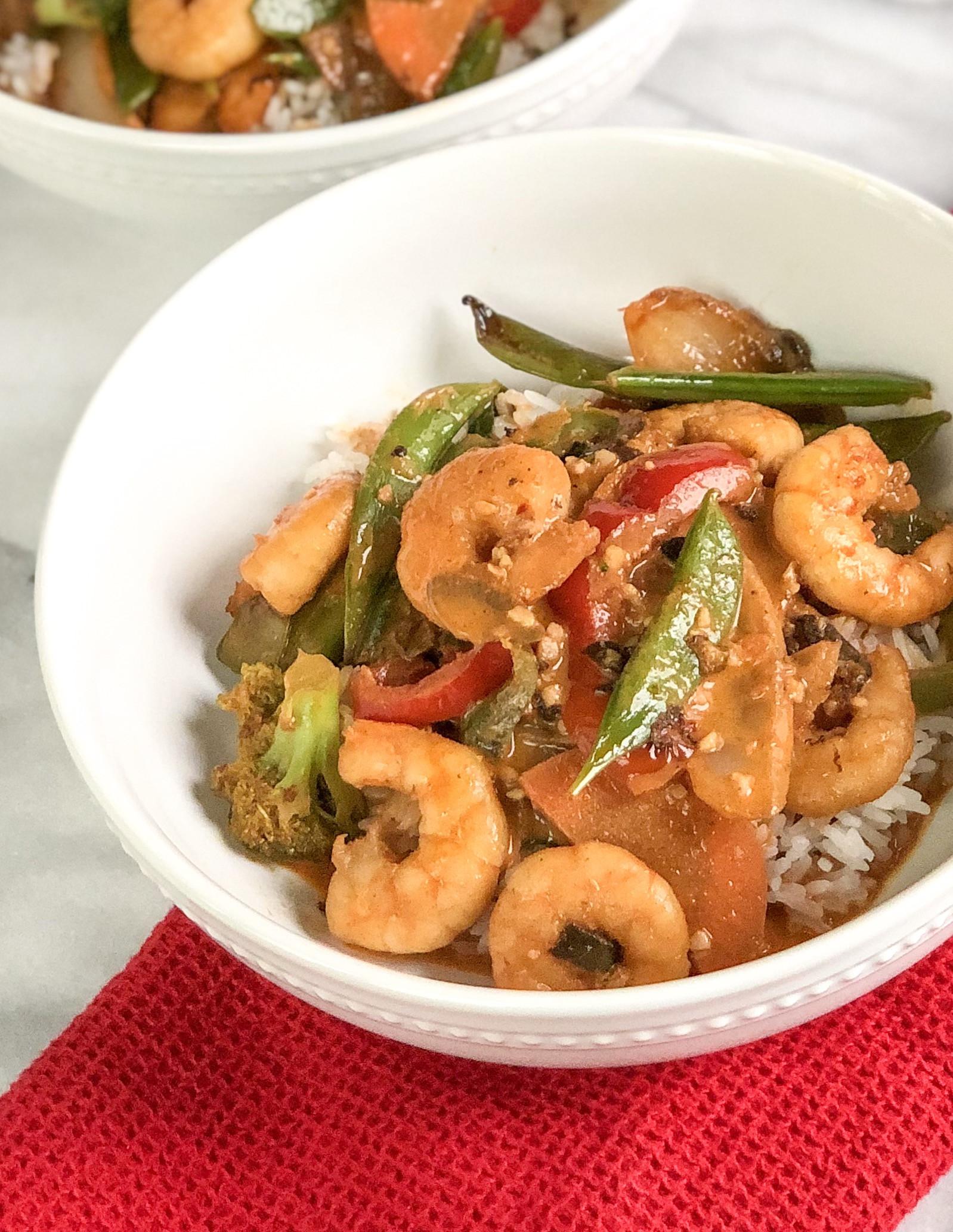 Coconut Curry Shrimp Keto  Thai Coconut Curry Shrimp Bowls Whole30 keto paleo