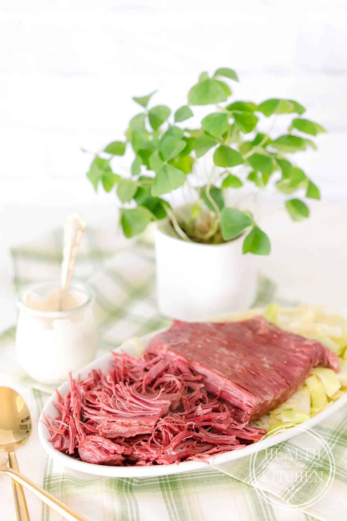 Corn Beef Keto  Low Carb Keto Pressure Cooker Corned Beef Brisket Health